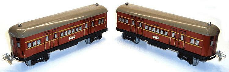 Two Ferris Suburban Coaches