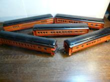 Southern Pacific Passenger Car Set