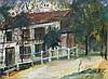 MAURICE UTRILLO (1883-1955) Le lapin Agile, VERS 1918 Gouache sur papier Signée en bas à droite 38 x 50cm, Maurice Utrillo, €20,000