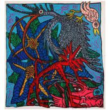 Robert Combas (né en 1957) Sans titre, circa 1988-1989