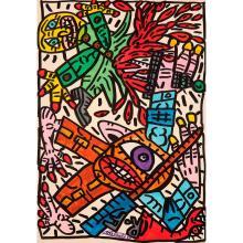Robert Combas (né en 1957) Sans titre, 1989