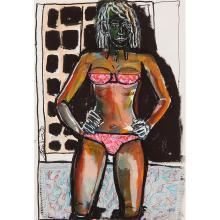 Robert Combas (né en 1957) Sans titre, 2011