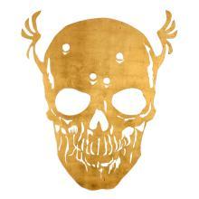 Vuk Vidor (né en 1965) Death Mask (Or), 2008
