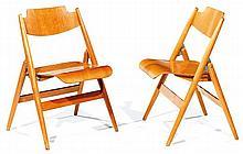 Egon EIERMANN (1904-1970) - WILDE & SPIETH (Éditeur) A pair of