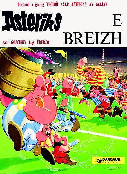 asterix chez les bretons - photo #21