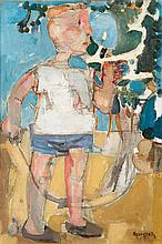 Paul Rebeyrolle (1926-2005)