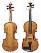 CELANI Costantino (Ascoli 1869-1953 Ascoli) (Attribué à) Un violon de 1938 Très bon état Étiquette : 200 Costantinus Celanius Emidii...