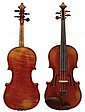 BILLOTET Louis Fernand (1895-1947 Paris) Un violon Très bon état Étiquette : Fait à Paris par L.F. BILLOTET Année 1930 N° 62 Very go...