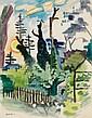 ANDRÉ LHOTE (1885-1962) PAYSAGE