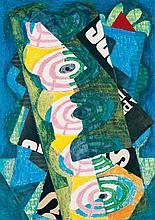 Eileen Agar (1904-1991) Sans titre, 1979