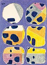 Eileen Agar (1904-1991) Sans titre, 1972