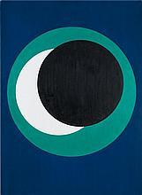 Geneviéve Claisse (née en 1935) Cercles, 1966
