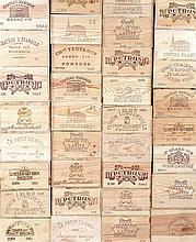 10 bouteilles CH. FILHOT, 2° cru Sauternes [8 de 1976 es, 3 MB, 2 de 1979 es]