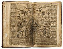 KUNRATH Heinrich. Amphitheatrum Sapientiæ Æternæ, 228 verae, christiano-kabalisticum, divino-magicum… Hanau, G.Antonius, 1609; in-fo...