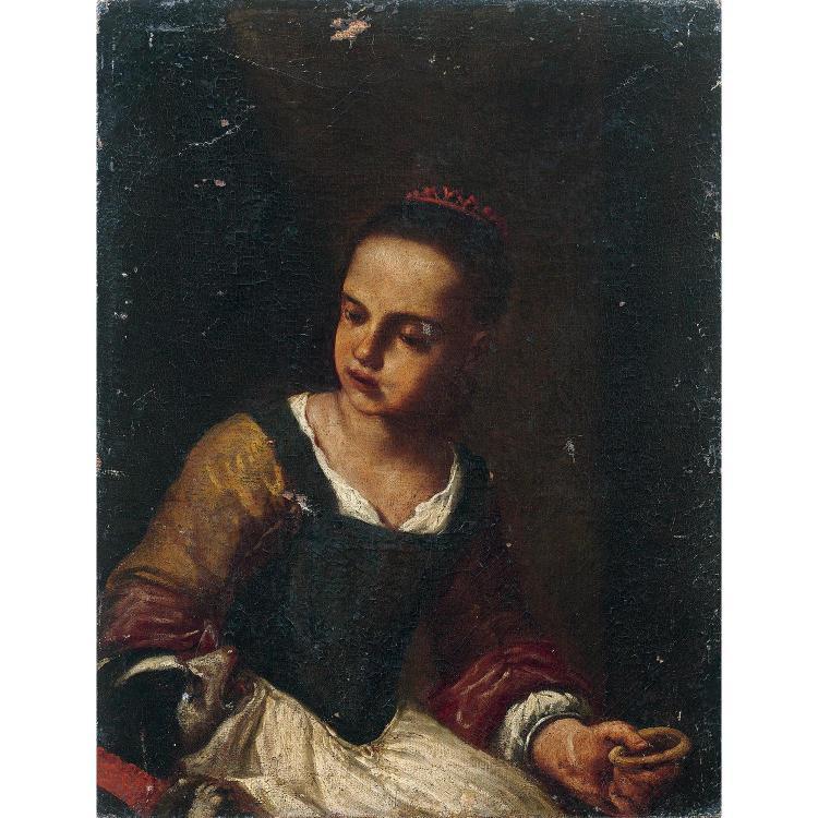 ANTONIO AMOROSI (COMUNANZA 1660-ROME 1738)