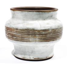 Alexandre KOSTANDA (1921-2006) Vase pansu en terre de Cluny