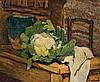 René Auguste Seyssaud ( 1867 - 1952) Nature morte au chou fleur Oil on canvas, René Seyssaud, €1,500