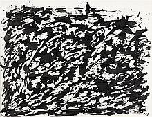 Henri Michaux (1899-1984) Sans titre, circa 1980