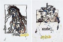 Robert Combas (né en 1957) Sans titre