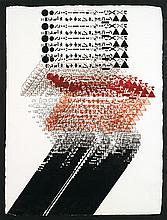 Constantin Xenakis (né en 1931) Virage, 1989
