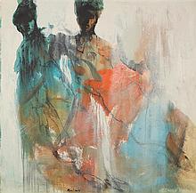 Khaled Alkhani (né en 1975) Sans titre, 2015