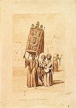 ADRIEN DAUZATS (1804-1868)