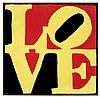 Robert Indiana (né en 1928) Liebe Love, 2005, Robert Indiana, €200
