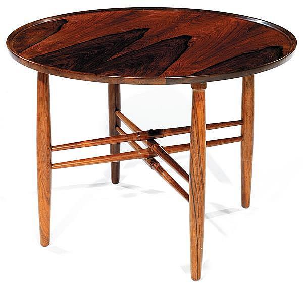Jens harald quistgaard dans le go t de table basse circula - Pietement table basse ...
