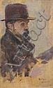 Jules-Alexis MUENIER (Vesoul 1863 - Paris 1942)