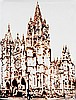 ƒVik Muniz (né en 1961) Catedral de Leão (Pictures of chocolate), 2003 Chromogenic print Signed, numbered AP 1/3 and dated on a labe...