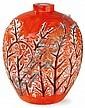 René LALIQUE (1860-1945) Rare vase