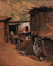 LOUIS-ÉDOUARD BRINDEAU DE JARNY (1867-1943)