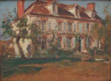 HENRI ROUSSEAU. Maison de l'artiste