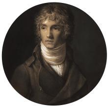 ATTRIBUÉ À JEAN-BAPTISTE ISABEY (NANCY 1767-PARIS 1855)