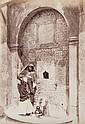 Paul Marie FAMIN (Redon 1851 – Alger après 1911) Fontaine de la rue du Soudan à Alger, 1887