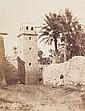 Lucien-James dit Jaimes GEISER (La Chaux-de-Fonds 1843 – Versoix 1872) Mosquée à Biskra