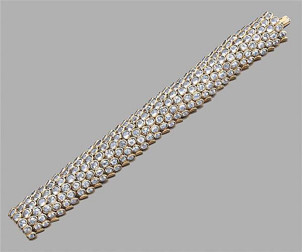 RENé BOIVIN Année 1955 Bracelet