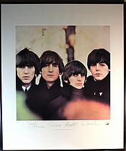 Beatles limited edition lithograph 'Beatles For Sale