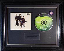 Beatles Real Love Presentation  and Ltd edition print