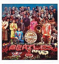 The Beatles Sgt. Pepper's Alternative Numbered Photograph