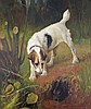Arthur Wardle RI, RBC (1864-1949) Jack Russell at, Arthur Wardle, £0