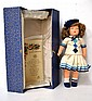 Modern Fabric Lenci Doll model 'LH-405' (inscribed