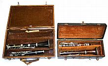 Five Musical Instruments - Selmer Console clarinet