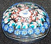 Antique / Vintage Glass Paperweight -Maker Unknown