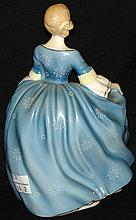 Royal Doulton Figure Hilary - HN 2335