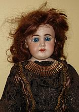 Antique Bisque Doll - German ? 19