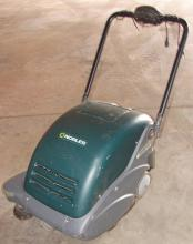 Nobles Industrial Electric Floor Sweeper