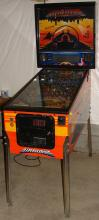 Pin Ball Game Vintage Arcade - Capcom Airborne