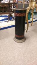 Rare American Aesthetic Period Cane Holder