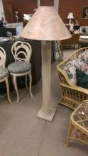 Post Modern Rustic Floor Lamp